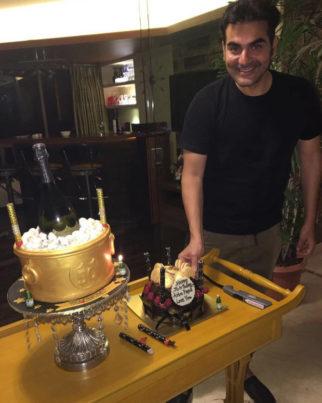 Malaika Arora celebrates birthday of her former husband Arbaaz Khan and here's how she wished him on social media (1)