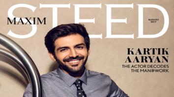 Kartik Aaryan On The Cover Of Maxim