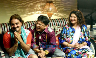 On The Sets Of The Movie Mr. Kabaadi