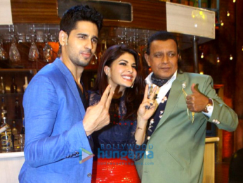 Promotion of 'A Gentleman' on the sets of Drama Company