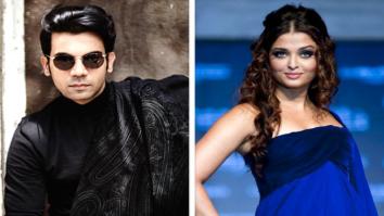 REVEALED Rajkummar Rao finalized to play the man opposite Aishwarya Rai Bachchan in Fanney Khan