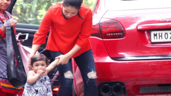 Shahid Kapoor and Mira Rajput's daughter Misha looks adorable as she stands on her feet-1