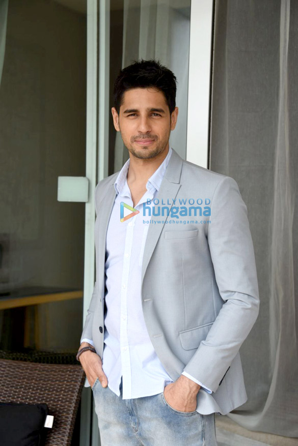 Sidharth Malhotra snapped promoting 'A Gentleman' in Pune