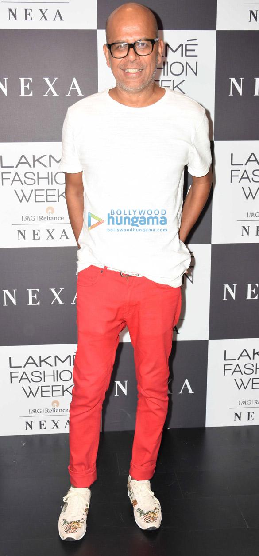 Sunny Leone, Sushant Singh Rajput, Tiger Shroff, Sridevi and others on Day 5 of Lakme Fashion Week 2017 (28)
