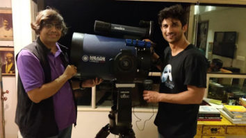 Sushant Singh Rajput now owns one of the advanced telescopes in the world