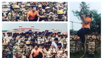 WATCH Varun Dhawan spends a day with commandos at Indo-Tibetan Border Police camp at Greater Noida