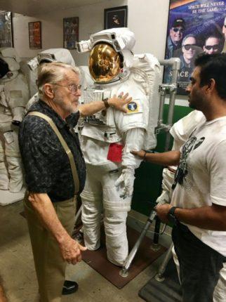 WHOA! After Sushant Singh Rajput, R Madhavan trains at NASA for Chandamama Door Ke