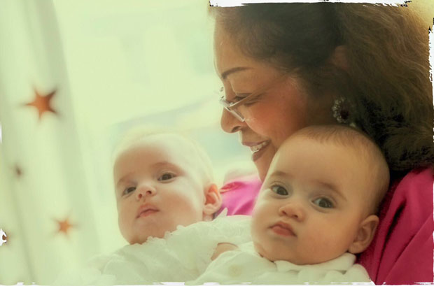 WOW! Karan Johar shares pictures of his kids – Yash and Roohi Johar and they are adorable
