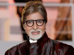 """""""My role in Aarakshan was inspired by Anand Kumar"""" - Amitabh Bachchan"""