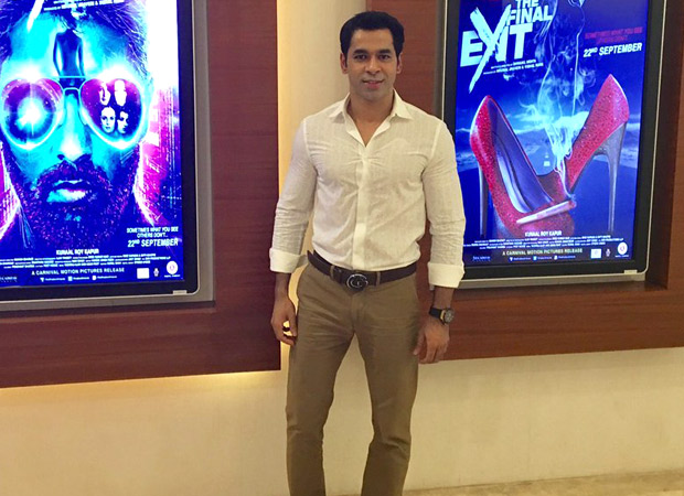 """The Final Exit is a supernatural thriller with a dash of horror"" – Vishal Rana"