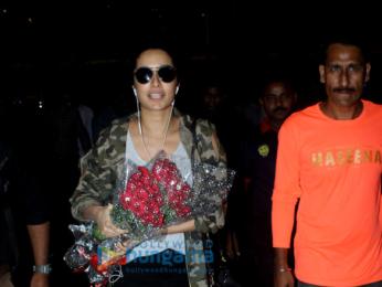 Shraddha Kapoor snapped at the airport