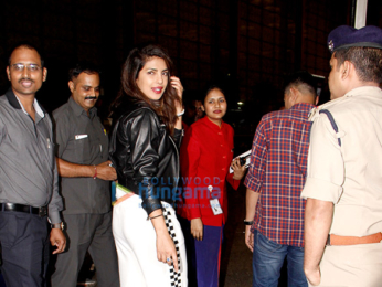 Priyanka Chopra goes to Toronto