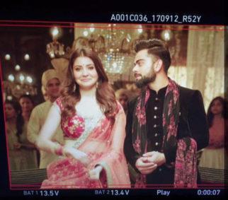 AWW! Virat Kohli can't take his eyes off Anushka Sharma. Find out why! (1)