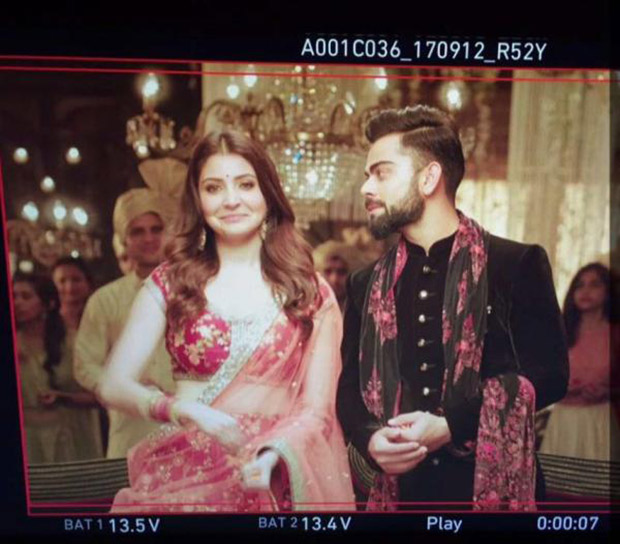 Anushka-Virat reunite onscreen; lovebirds can't keep their eyes off each other