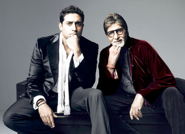 Abhishek Bachchan to coach dad Amitabh Bachchan on nuances of football