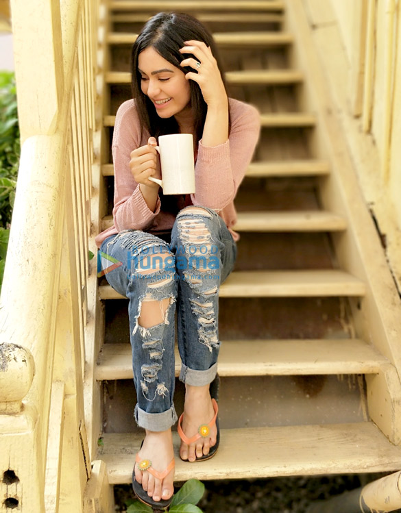 Adah Sharma shoots for her first Nescafe ad (3)