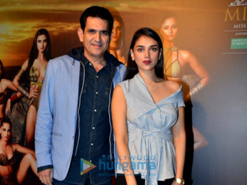 Aditi Rao Hydari, Lara Dutta and others at 'Miss Diva' event in Mumbai