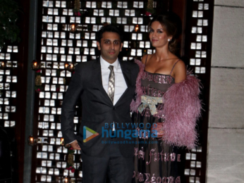 Bollywood stars attend bash thrown by Isha Ambani to celebrate Natalia Vodianova 's visit