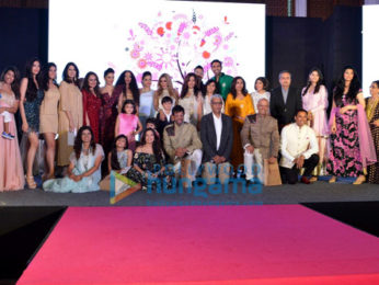 Celebrities walk the ramp for a cause at CSA's 'The Eternal Bond' event
