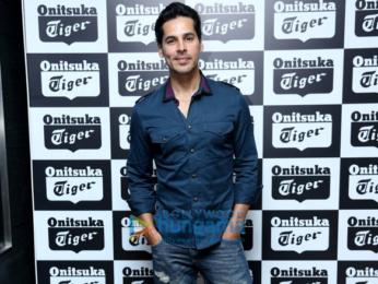 Dino Morea & Grammy Awards winner Tanvi Shah grace 'Onitsuka Tiger' launch party in Mumbai