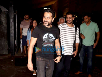 Emraan Hashmi snapped in Bandra