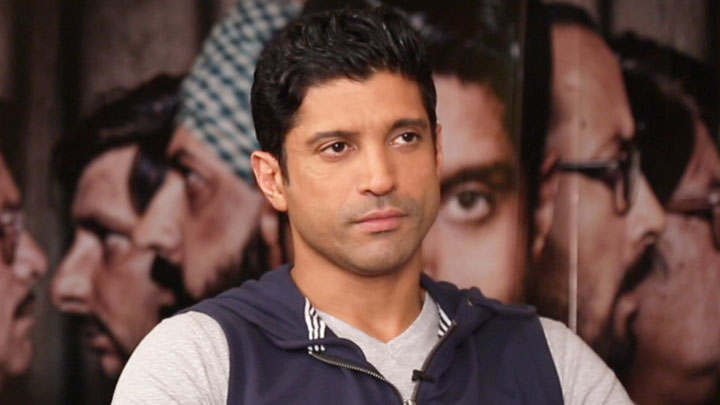 Farhan Akhtar OPENS UP About His Failures Diana Penty Lucknow Central video