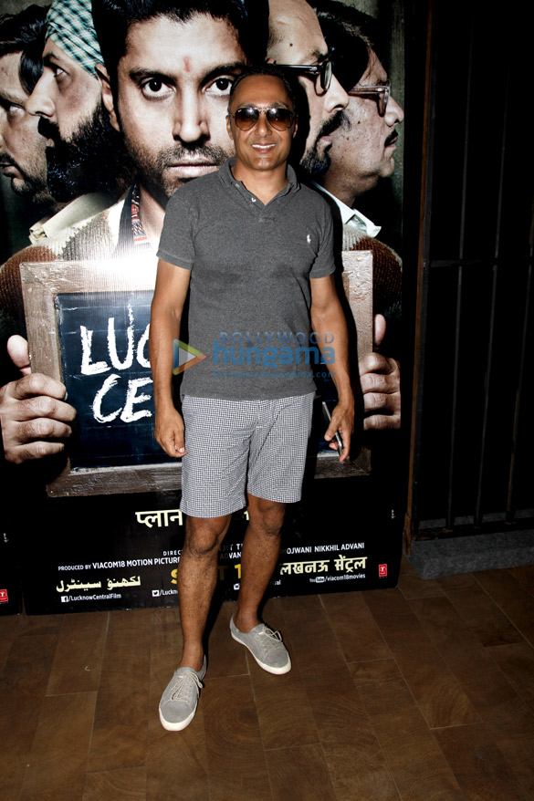 First screening of Farhan Akhtar's 'Lucknow Central'