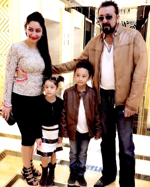 Here's how Sanjay Dutt's wife consoled their kids when he was in jail
