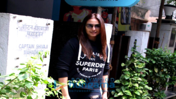 Huma Qureshi snapped at Bblunt