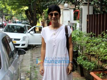 Kiran Rao snapped At Bblunt