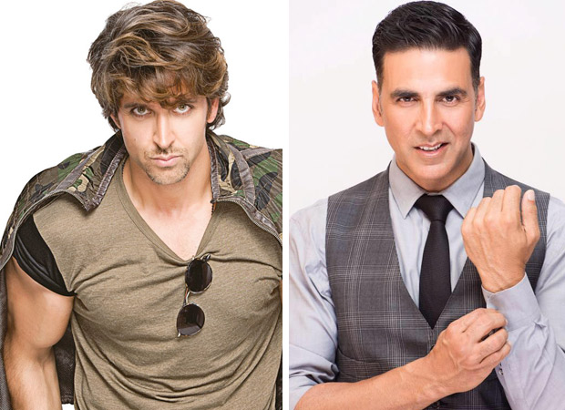 Its Hrithik Roshan vs Akshay Kumar for Anand Kumar biopic as makers fight over two stars