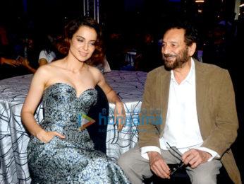 Kangana Ranaut and Vivek Oberoi at 8th Jagran Film Festival