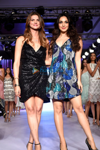 Kiara Advani sizzles the ramp at Bombay Times Fashion Week