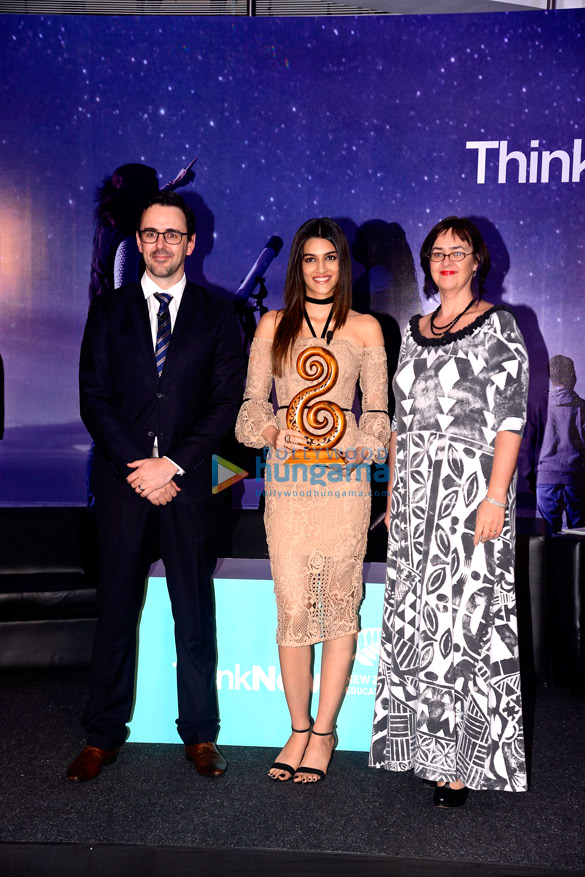 Kriti Sanon graces the New Zeland education event