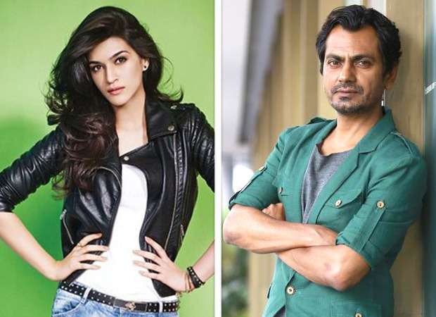 Kriti Sanon won't be Nawazuddin's LOVE INTEREST in Vishal Bharadwaj's next production!