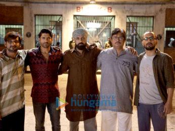 Movie Stills Of The Movie Lucknow Central