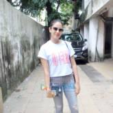 Mira Rajput snapped in Bandra