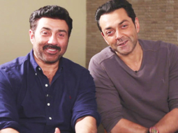 My Favorite Sunny Deol Film Is… Bobby Deol Rapid Fire Poster Boys