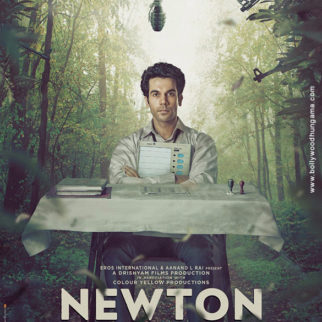 First Look of the movie Newton