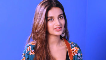 Nidhhi Agerwal REVEALS How She Has Grown Up Filmy  Salman Khan  Shah Rukh Khan  Govinda