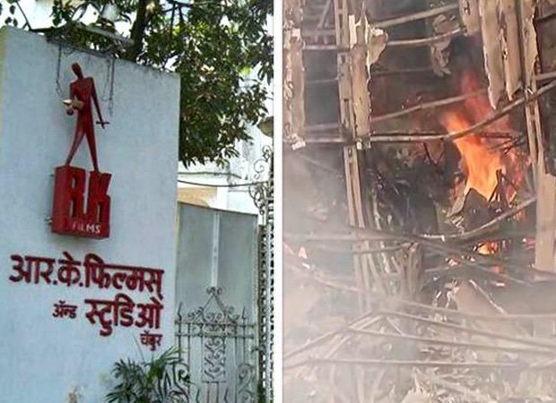 Major fire breaks out at RK Studio in Mumbai