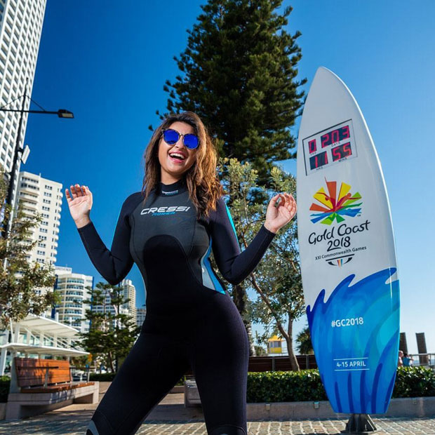 Parineeti Chopra to practice surfing with injured foot-2