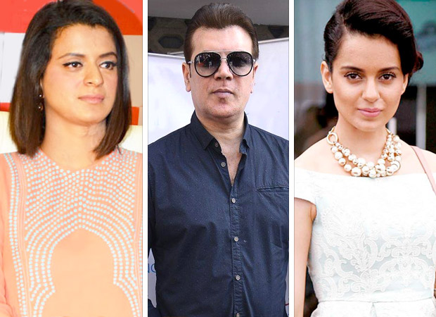 Rangoli Chandel Pancholi for calling Kangana Ranaut a product of nepotism