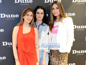 Riddhima Kapoor snapped Dune store
