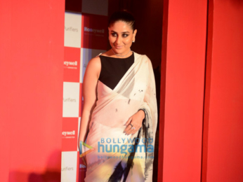 Kareena Kapoor Khan graces the launch of Honeywell air purifiers in Delhi