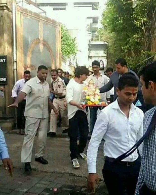 SRK Ganpati2