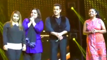 Salman Khan's Special Gesture For His Female Fans Dabangg Tour UK vid