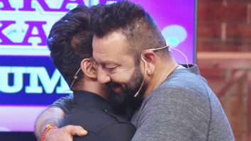 Sanket Bhosale Gets CANDID and Emotional As He Meets His Idol Sanjay Dutt video