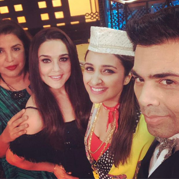 Shah Rukh Khan, Karan Johar, Preity Zinta, Parineeti Chopra come together for Farah Khan's Lip Sing Battle and here are the details2