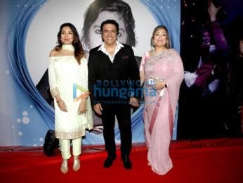 Shah Rukh Khan graces Hema Malini's Dance event with international artists from Georgia